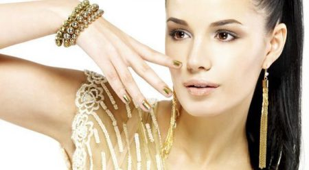 Jewellery to match your skin tone