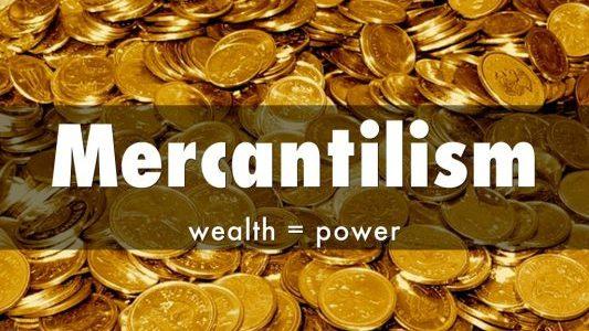 The origin of mercantilism