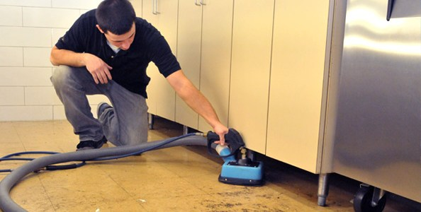 Business idea - Commercial Cleaning Service