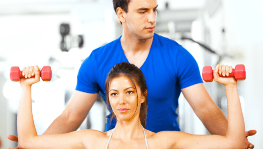 Business idea -Personal Fitness Trainer