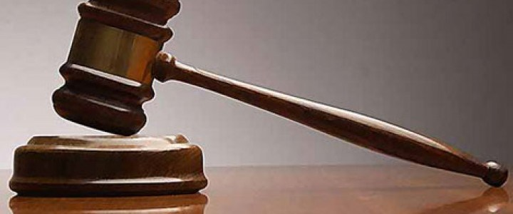 Judicial control over public administration