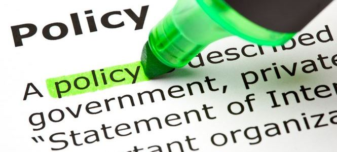 Government Policy and Measures