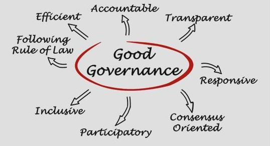 The challenges of good governance