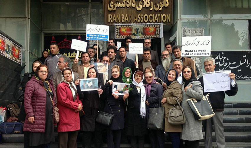 عزم قوه قضائیه برای نابودی استقلال وکلا و تشدید سرکوب