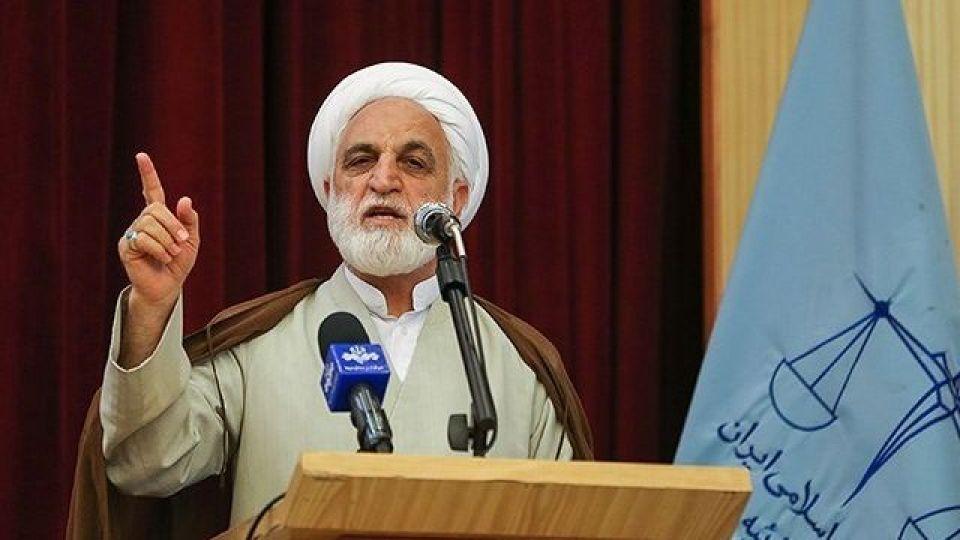 قاضیالقضات جدید خامنهای، «نماد بیعدالتی» برای تشدید سرکوب