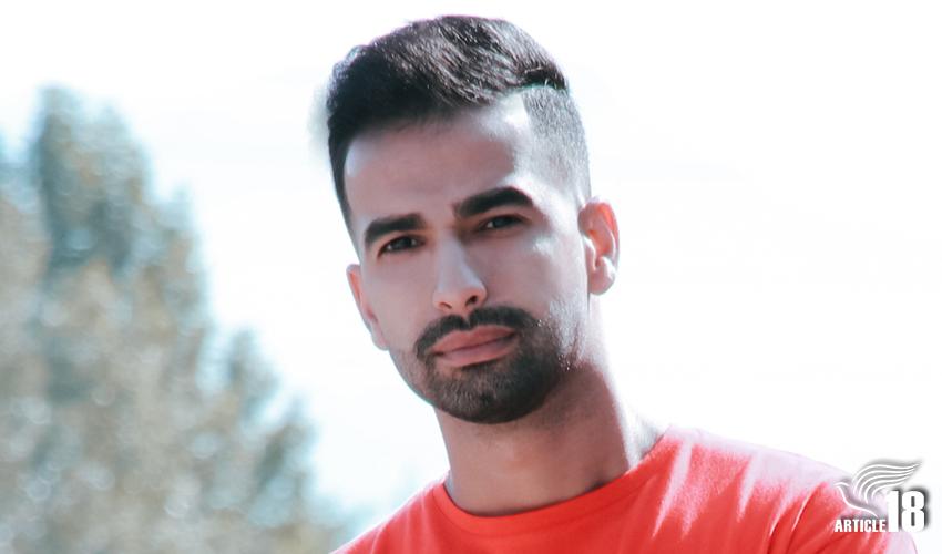 حامد عاشوری،نوکیش مسیحی،از زندان به مرخصی فرستاده شد