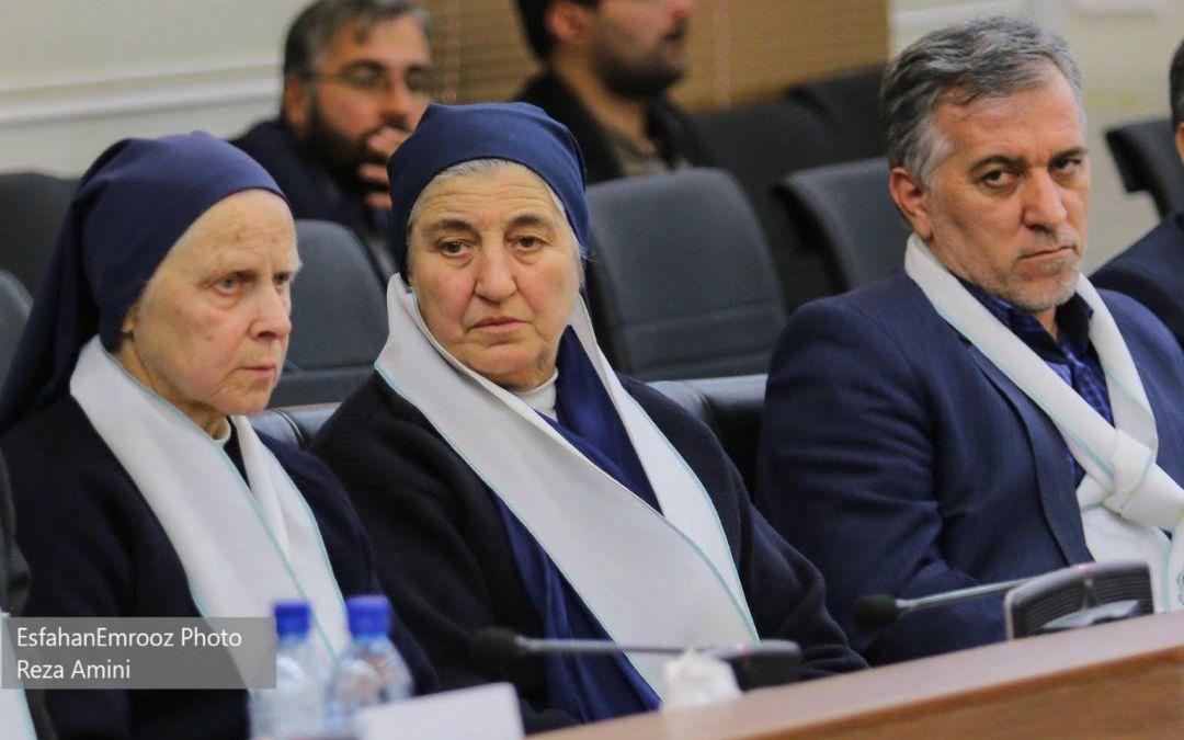 اخراج راهبه ۷۵ ساله ایتالیایی از ایران؛ ادامه فشار بر کلیسای کاتولیک