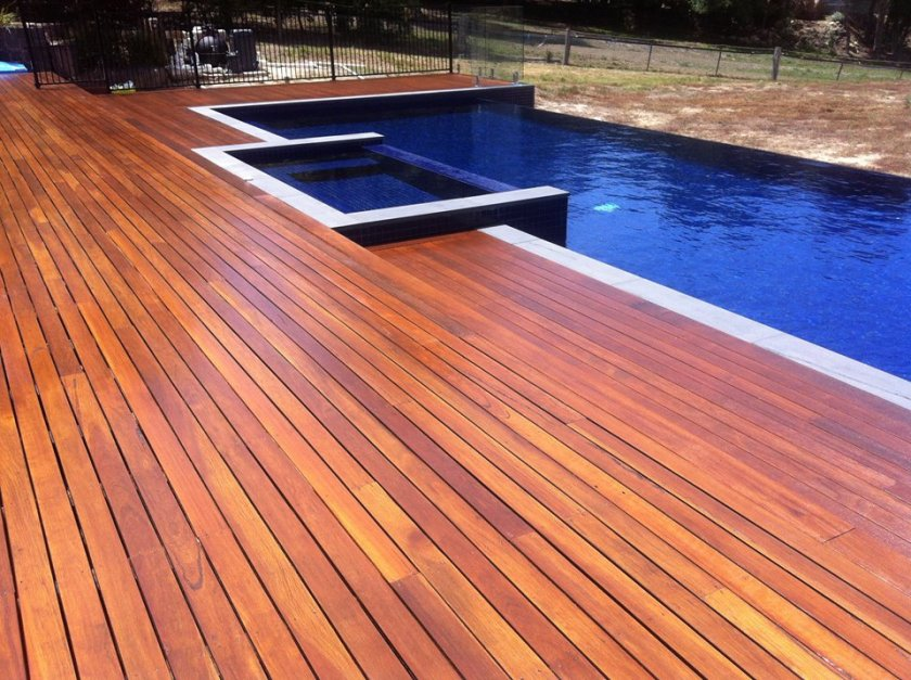 deck paint and stain
