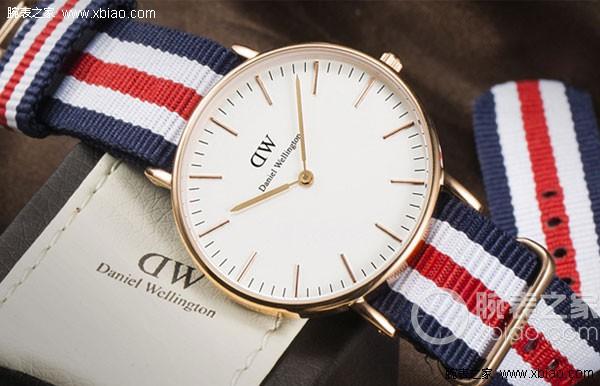 DW手表怎么样 Daniel Wellington丹尼尔 惠灵顿手表品牌介绍