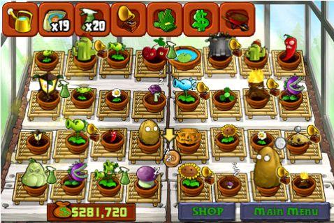 Plants Vs Zombies Updated – Now With Zen Garden!