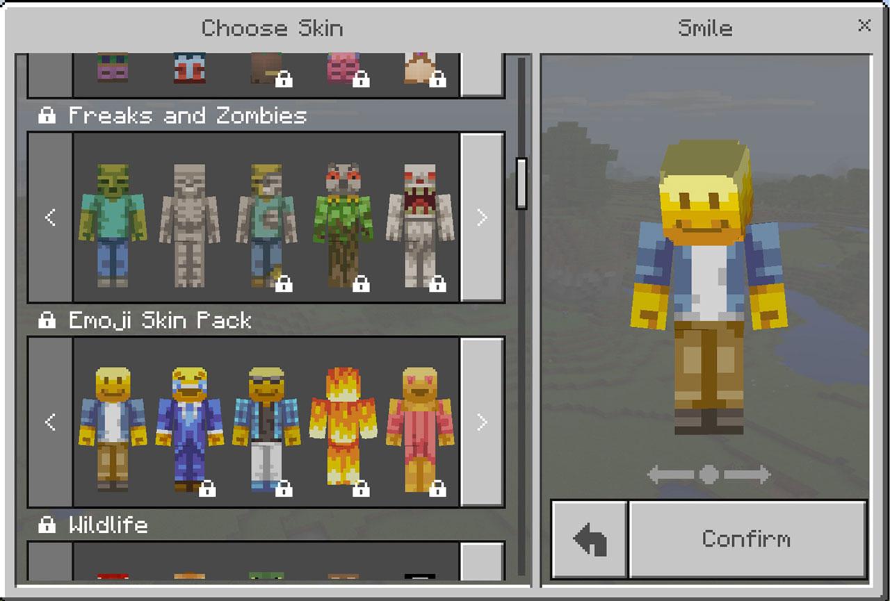 how to change minecraft
