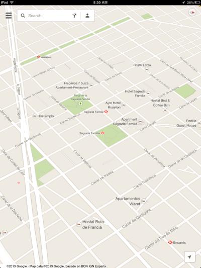 Primeiras impressões do novo Google Maps para iOS