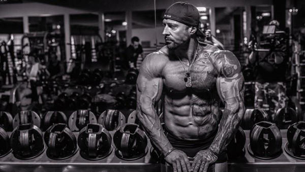 A1Supplements Kaged Muscle Ripped Abs