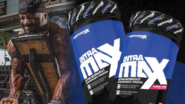 A1Supplements Performax Labs Building Lean Muscle