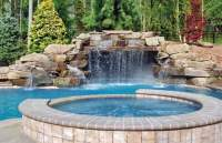 Ten affordable swimming pool grotto designsin pictures ...