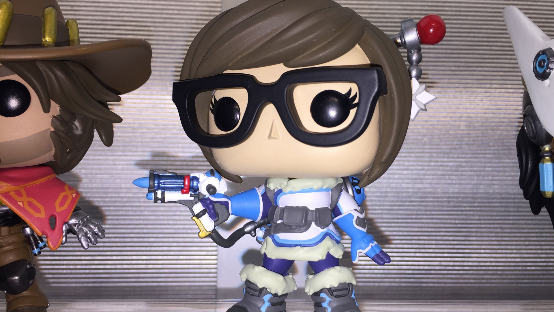 Funko Pop Overwatch Vinyl Figures Toy Fair 2017