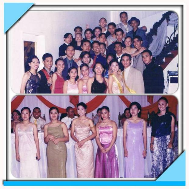 Junior Senior Prom SY 2001 - 2002