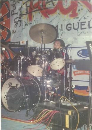 ron paulo yabut of Layag laya band