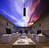 Projection on the Ceiling: Pros' and Cons'