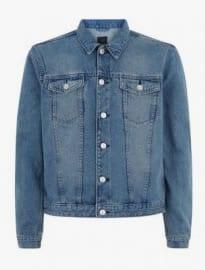 New Look Blue Basic Denim Jacket