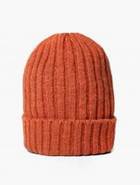 Beams Plus Wool Cap Orange
