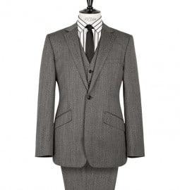 Reiss Riley 2 Bt Sb Fashion Notch Grey