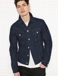 Lee Smart & Slick Navy Rider Jacket