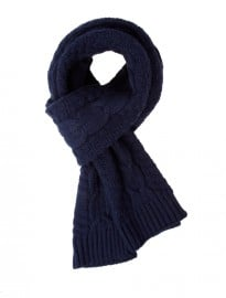 Asos Cable Knit Scarf