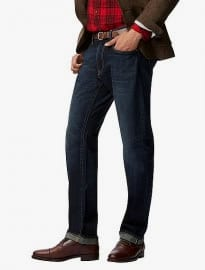 Uniqlo Jeans Selvedge Regular Fit Homme