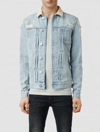 Allsaints Ridgeway Denim Jacket