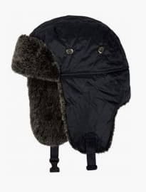 F&f Quilted Trapper Hat With Thinsulate