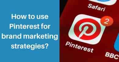 Pinterest for brand marketing strategies