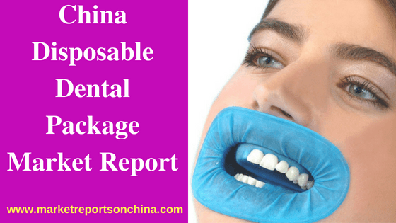 Disposable Dental Package Market Report