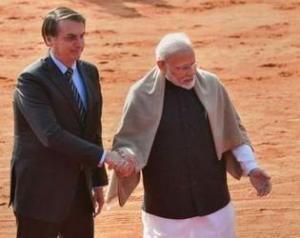 India - Brazil