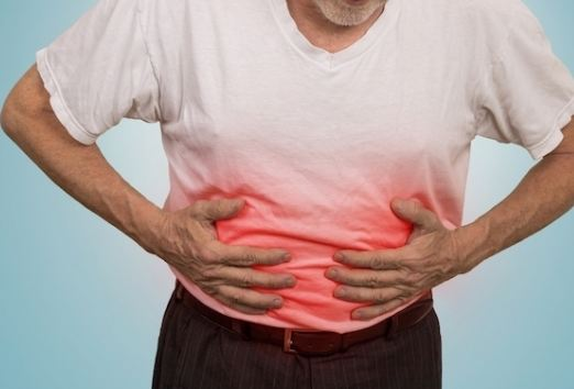 Abdominal Pain Worse when Lying Down