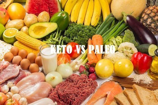 Difference between Paleo and Keto Diets