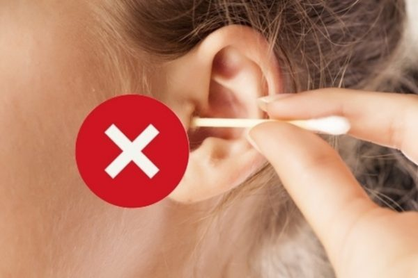 How to Clean the Ear without Swab