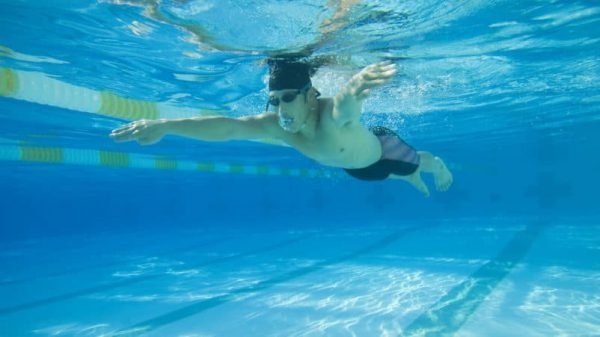 Prevent Red Eye After Swimming