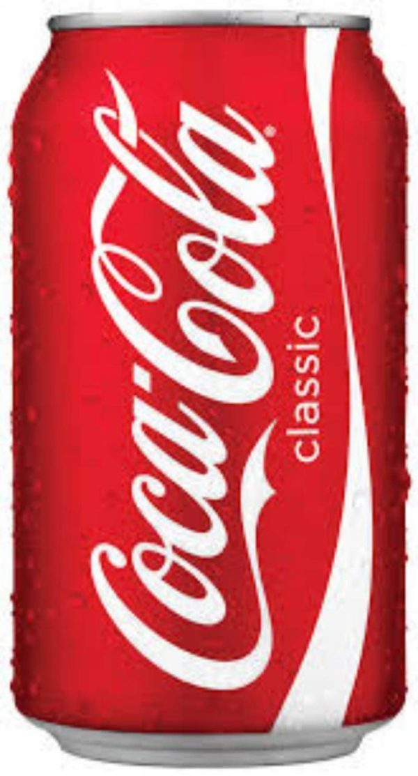What can a Coke can do to your body?