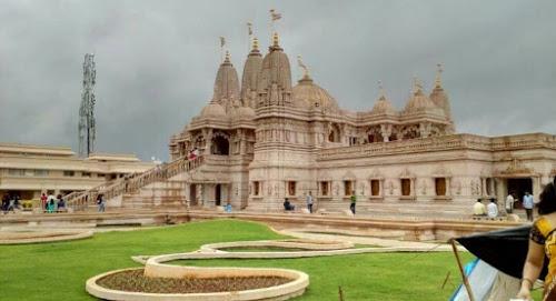 Akshardham Temple Gandhinagar