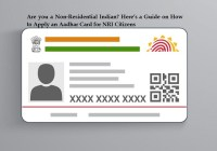Are you a Non-Residential Indian? Here's a Guide on How to Apply an Aadhar Card for NRI Citizens