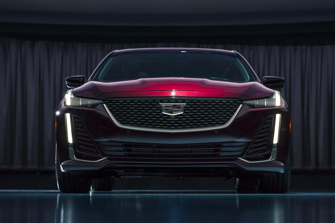 2020 Cadillac Ct5 Famed In Car News Websites Article Usa