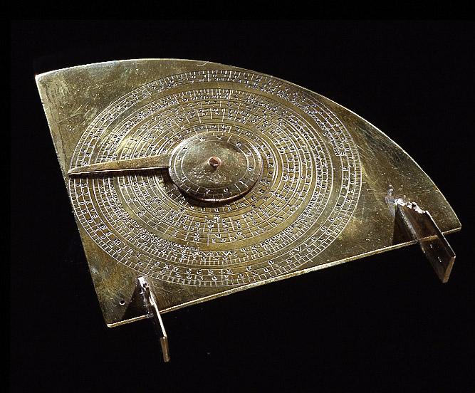 Quadrante astrolabico