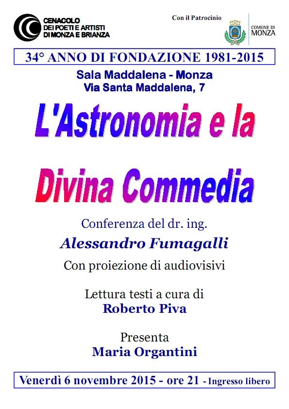 Astronomia e letteratura