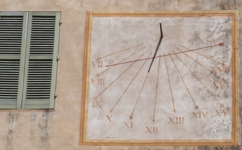 Orologio solare - Spoleto (PG)
