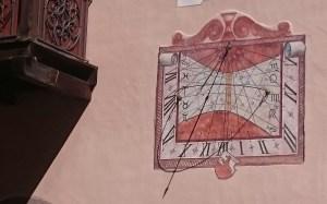Orologio solare - Ortisei (BZ)