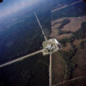 VIsta dall'alto di LIGO - fonte: www.space.com