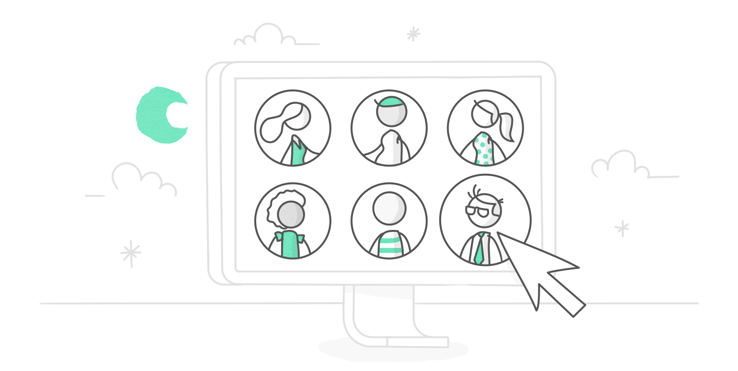 Allow Learners to Choose an Avatar Using One Variable