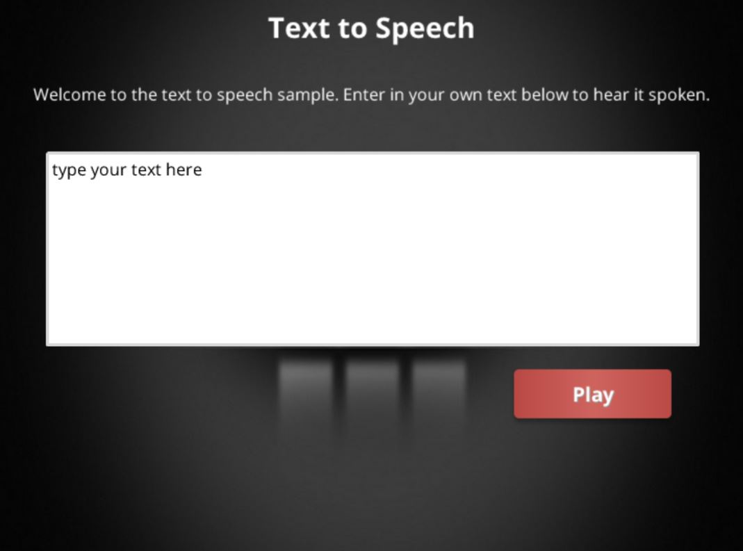 Using JavaScript for text to speech  Articulate Storyline