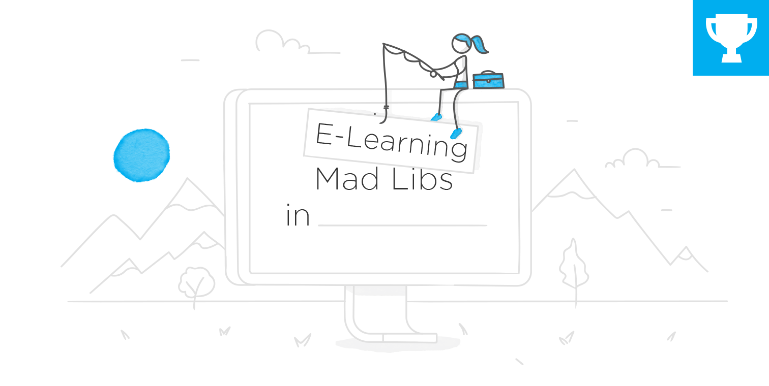 Using Interactive Mad Libs to Create E-Learning Word Games